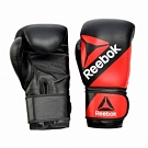 Перчатки для бокса Reebok Combat leather training gloves