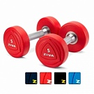 Набор гантелей ZIVA 1-10 кг, Solid Steel Urethane Dumbbell Set ZVO-DBPU-1301s