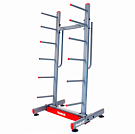 Стойка для штанг Reebok Rep Set Rack RSRK-RS