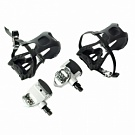 Педали для сайклов BODY BIKE 3 in 1 pedals, 91200060