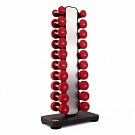 Стойка для гантелей Ziva Vertical Studio Dumbbell Rack ZEX-DBVS-7005