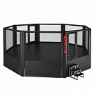Октагон Foreman FY-813 MMA Elevated Octagon Cage