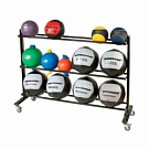 Cтойка под медицинболы Extreme Horizontal Medicine Ball Rack